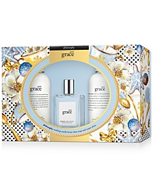 3-Pc. Pure Grace Eau de Toilette Gift Set