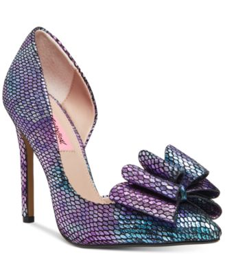 Betsey Johnson Prince D'orsay Evening