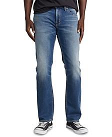 Men's Allan Classic Straight-Leg Jeans