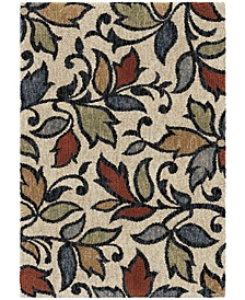 Next Generation Getty Off White 7.10' x 10.10' Area Rug