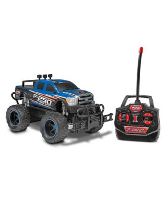 Ford F-250 Heavy Duty 1:24 Electric RC Car Monster Truck, Color Varies