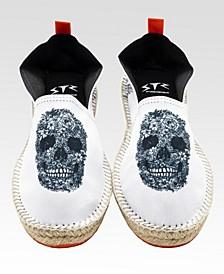 Nice Skull Men's Espadrilles