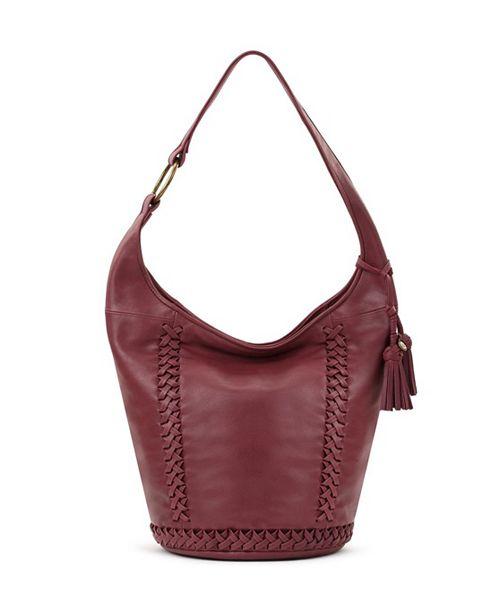 The Sak Skye Leather Bucket
