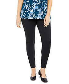 The Cady Secret Fit Belly Ponte Skinny Leg Pants