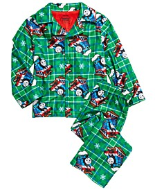 Toddler Boys 2-Pc. Thomas & Friends Pajamas Set