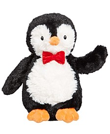 """8"""" Penguin Plush Toy, Created For Macy's"""