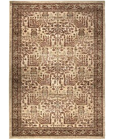 "Aria Persian Forest Bisque 8'10"" x 13' Area Rug"