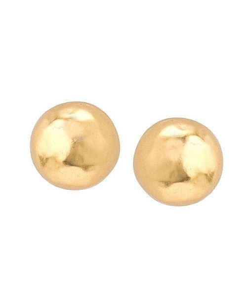 Stephanie by Stephanie Kantis Stephanie Kantis Nugget Sphere Small Earring