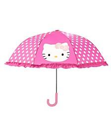Girl's Hello Kitty Cutie Dot Umbrella