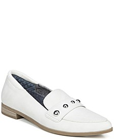 Women's Leo Stud Slip-on Loafers