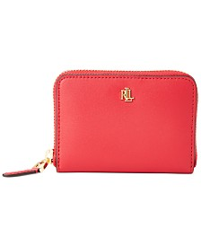 Lauren Ralph Lauren Zip Around Wallet