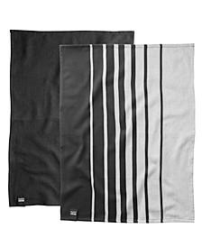 Gem Collection 2-Pc. Kitchen Towel Set