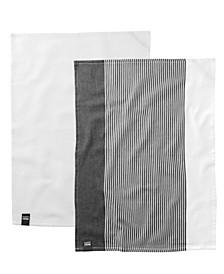 Gem Collection 2-Pc. Cotton Tea Towel Set
