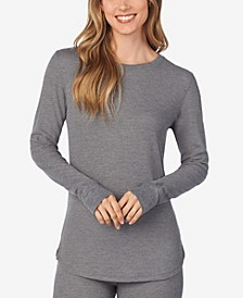 Stretch Thermal Long-Sleeve Top