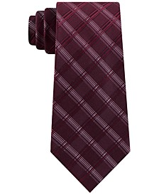 Men's Adam Slim Check Tie