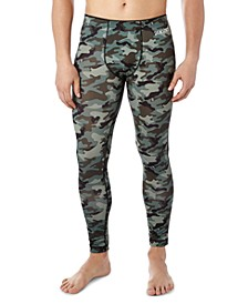 Men's Sliq Camo Performance Leggings
