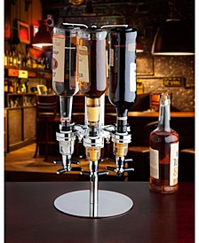 6 Bottle Liquor Dispenser