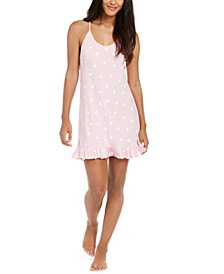 Ruffle-Hem Chemise Nightgown, Created For Macy's