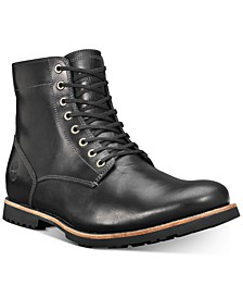 Men's Kendrick Side-Zip Waterproof Boots