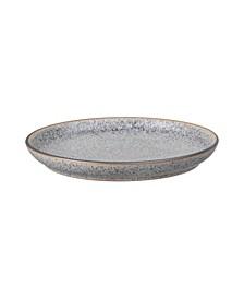 Studio Craft Grey Medium Coupe Plate