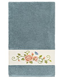 100% Turkish Cotton Rebecca Embellished Bath Towel
