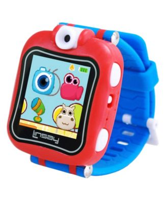 "Linsay 1.5"" Kids Smart Watch Selfie Camera with HD 90"
