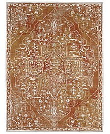 Meraki Chimera Ginger Area Rug Collection