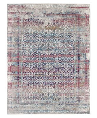 Meraki Phantasm Multi 5' x 8' Area Rug