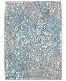 Meraki Chimera Lime 8' x 11' Area Rug