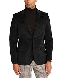 Men's Modern-Fit Active Stretch Corduroy Sport Coat