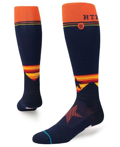Stance Houston Astros Diamond Pro Team Socks