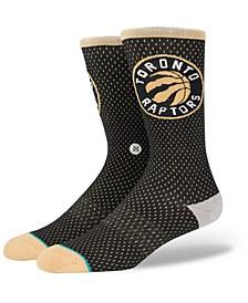 Toronto Raptors Arena Jersey Pack Crew Socks