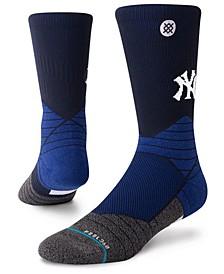 New York Yankees Diamond Pro Authentic Crew Socks