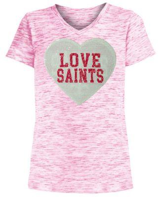 new orleans saints sequin shirt