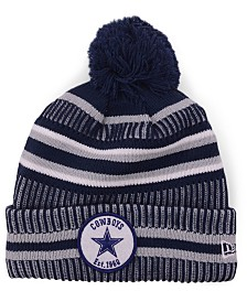 New Era Dallas Cowboys Home Sport Knit Hat