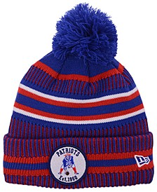 New England Patriots Home Sport Knit Hat