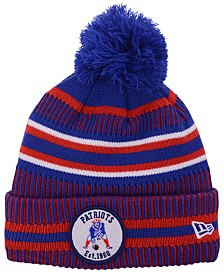 New Era New England Patriots Home Sport Knit Hat