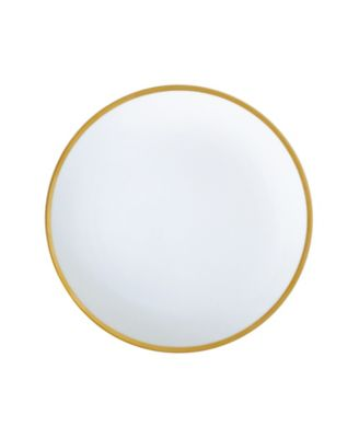 """Golden Edge 12"""" Charger Plate"""