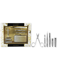 Created For Macy's 7-Pc. Glitterati Culture Manicure Set