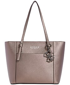 Georgia Metallic Tote Bag