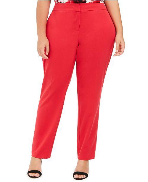 Nine West Plus Size Skinny Pants