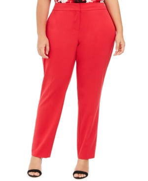 Nine West Plus Skinny Pants