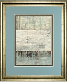 """Of Fog and Snow by Heather Ross Framed Print Wall Art - 34"""" x 40"""""""