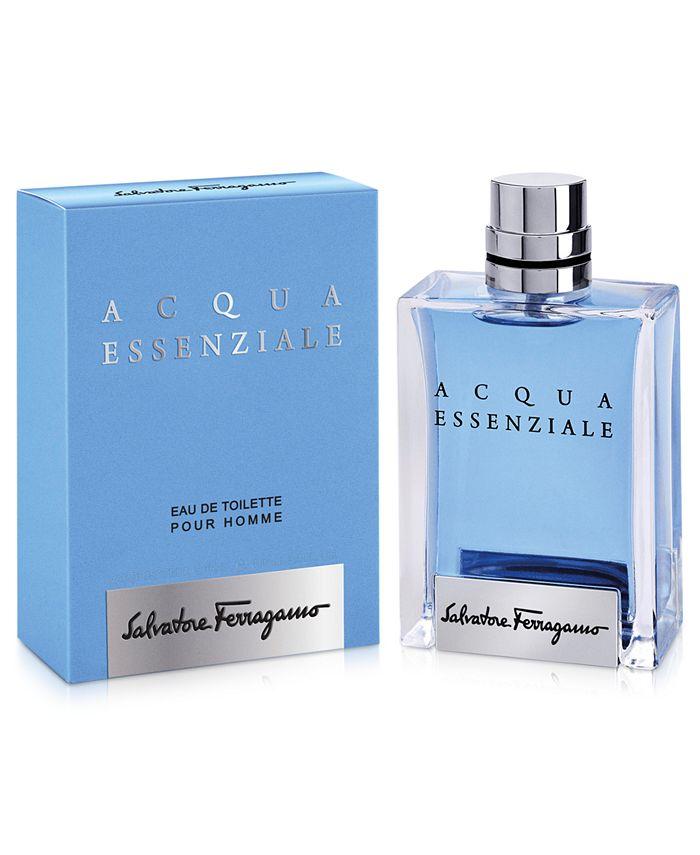 Salvatore Ferragamo - Acqua Essenziale Fragrance Collection for Men - A Macy's Exclusive