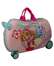 Nickelodeon Girls Ride-on Cruizer Carry on Luggage