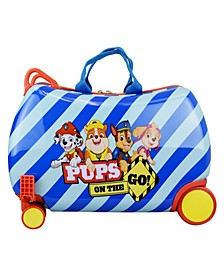 Nickelodeon Boys Ride-on Cruizer Carry on Luggage