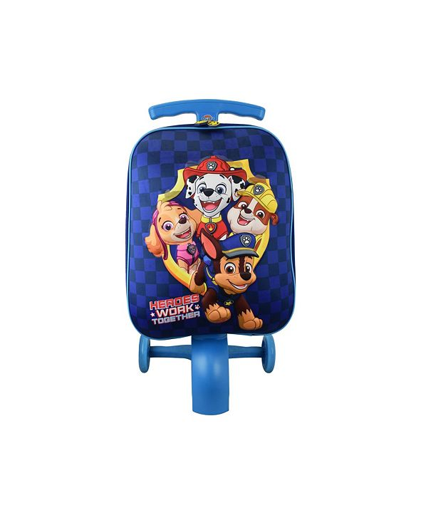 PAW Patrol Nickelodeon Scootie Luggage