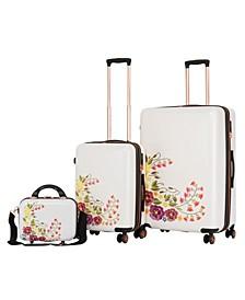 Fiori 3-Pc. Spinner Luggage Set