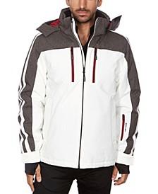 Men's Hooded Ski Jacket