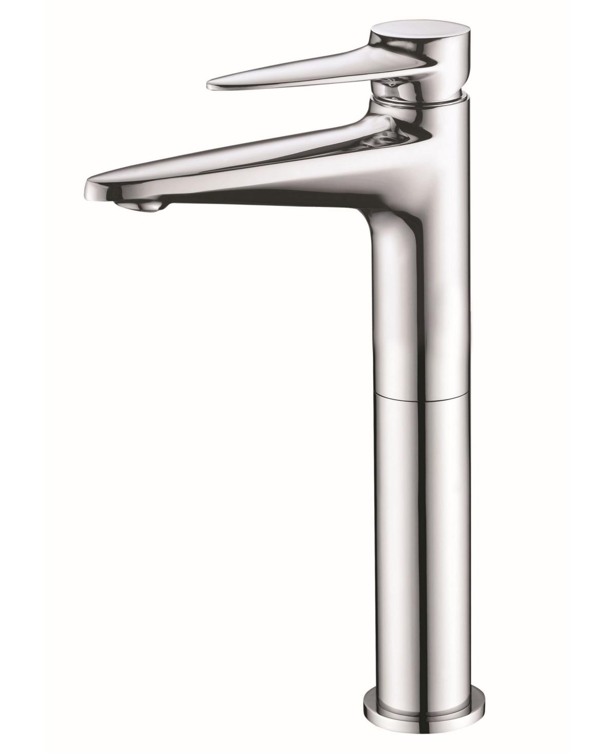 Alfi brand Polished Chrome Tall Single Hole Bathroom Faucet Bedding